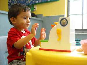 Toddlers Program - Child Daycare in Orlando, Florida